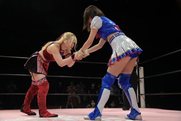 荒井優希、初のトーナメント戦は敗北「すぐに帰って練習したい」