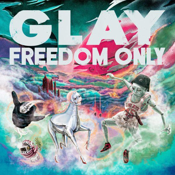 GLAY、新曲「BETTY BLUE」にPORINがゲストボーカルとして参加