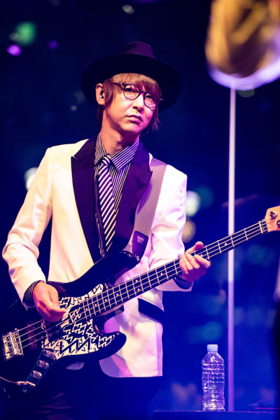 GLAY、4ヶ月連続配信ライブ最終公演・TERUプロデュースの第4弾をビルボードライブ東京にて開催!