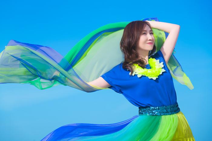 森口博子、35周年アルバムのリード曲『蒼い生命』MVのプレミア公開が決定