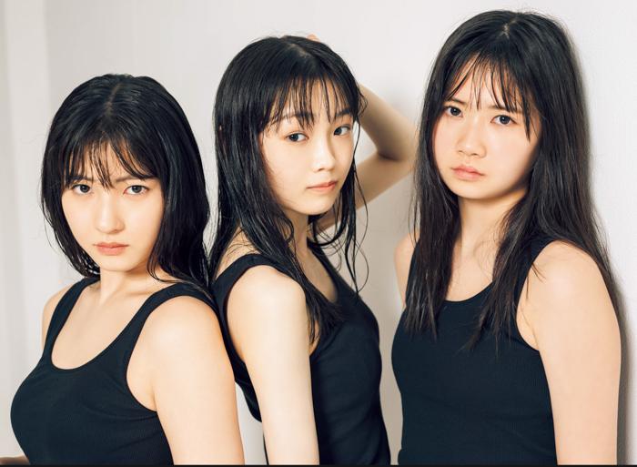 モー娘。15期・北川莉央、岡村ほまれ、山崎愛生の軌跡を追った写真集が発売決定