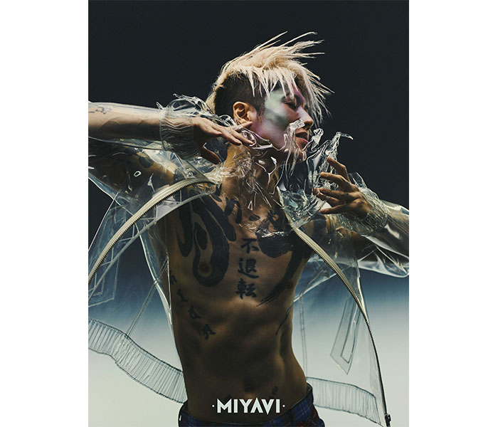 MIYAVI、ニューアルバム『Imaginary』を9月リリース「進化系の MIYAVI、全部ぶっ込みました」
