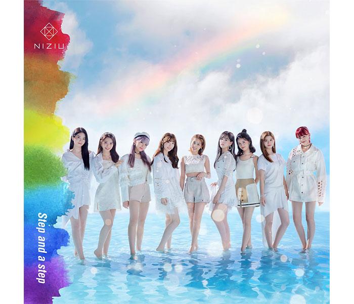 NiziU、デビューシングル『Step and a step』累積再生数が1億回を突破