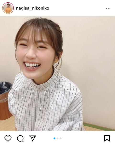 """NMB48 渋谷凪咲の""""へたっぴウィンク""""が可愛すぎる!"""