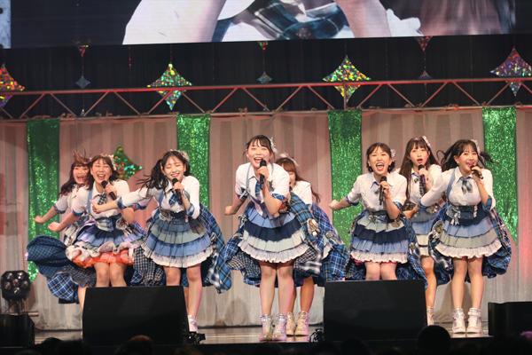 SKE48、夏のZeppツアーがスタート!初日はチームEが札幌を盛り上げ!!