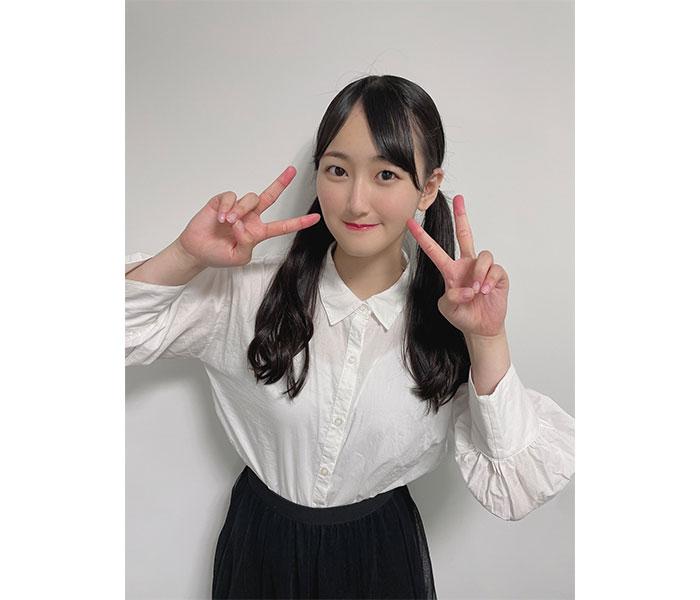 STU48 信濃宙花の黒髪ツインテールが最強すぎる!「宙花はツインが最高!」