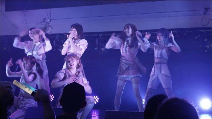新人アイドルグループ・ONE BY ONEが有観客ライブに出演「自分のコールが聞きたい」<GIGA・GIGA SONIC Powered by TSC>