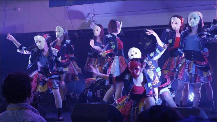 仮面女子が「ギガソニ」の大トリを飾る!<GIGA・GIGA SONIC Powered by TSC>