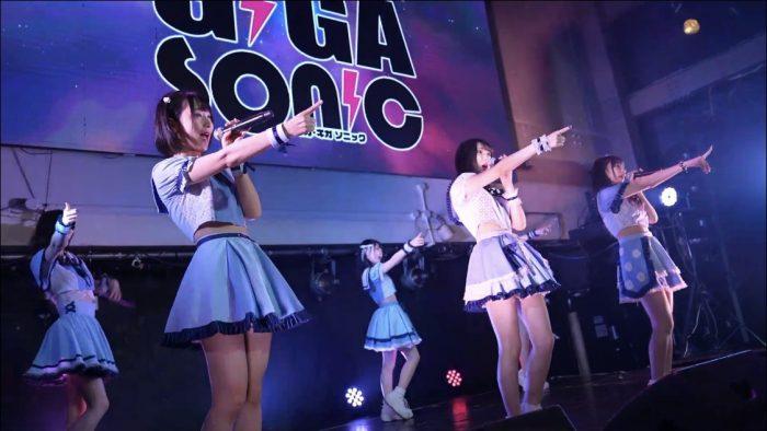 Dolly Kiss、アイドルオーラ全開のステージにファン歓喜<GIGA・GIGA SONIC Powered by TSC>