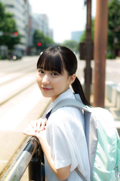 HKT48 田中美久、待望のファースト写真集が二十歳の誕生日に発売決定