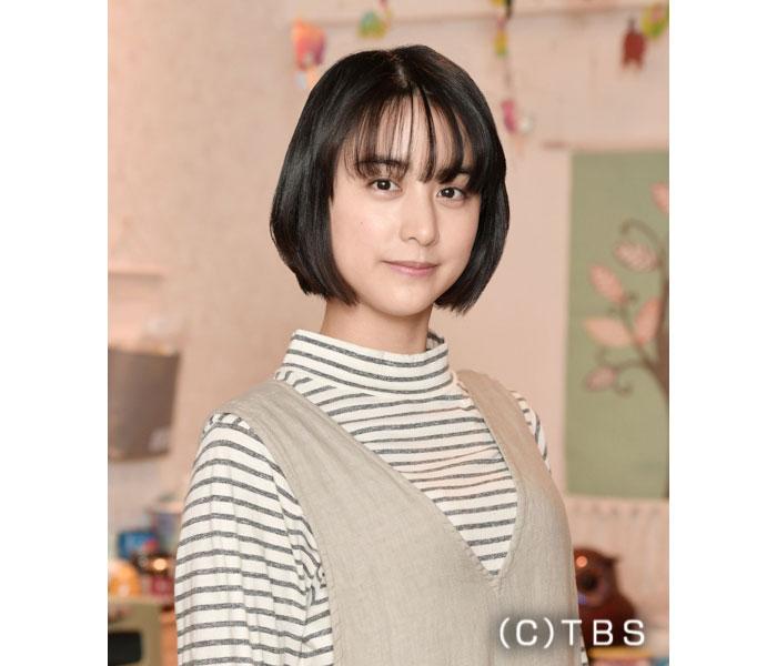山本美月がドラマ『#家族募集します』に出演決定