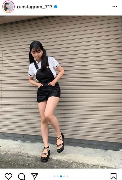 豊田ルナ、ツインテールのコーデが「幼い」と話題に!