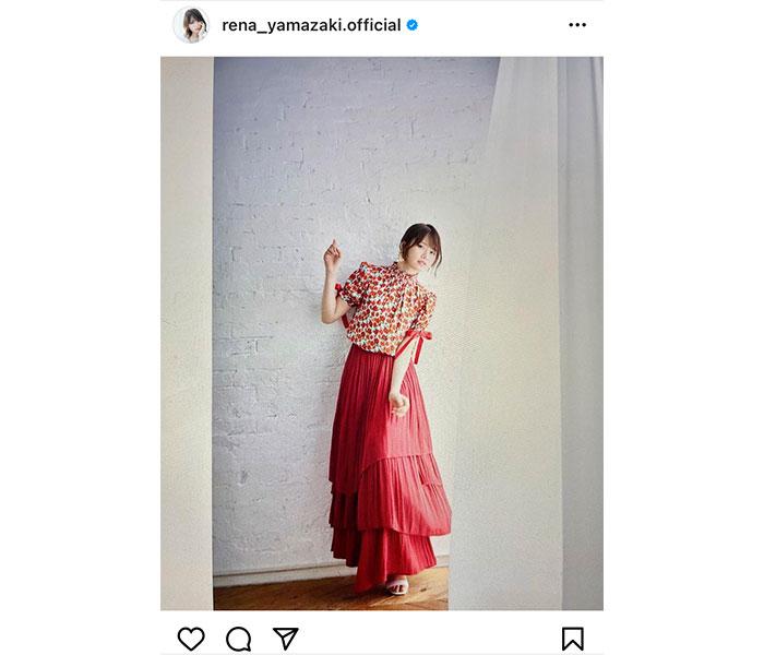 乃木坂46 山崎怜奈、ミーグリ参加のファンへ感謝のメッセージ