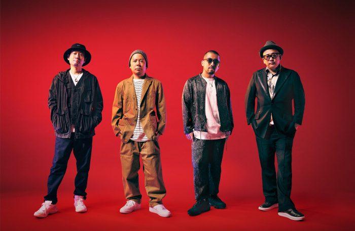 ケツメイシ、『パーリーピーポー』MVで狩野英孝がスカイダイビングで書道に挑戦