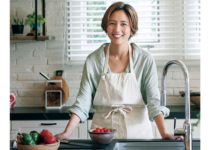 和田明日香がファッション誌で五輪レシピ