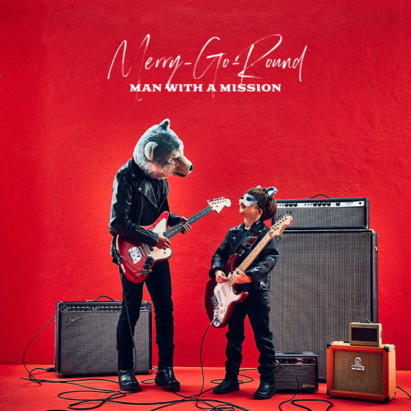 MAN WITH A MISSION、ニューシングル&ストリーミングライブをコンプリートした映像作品2作の同時発売が決定!