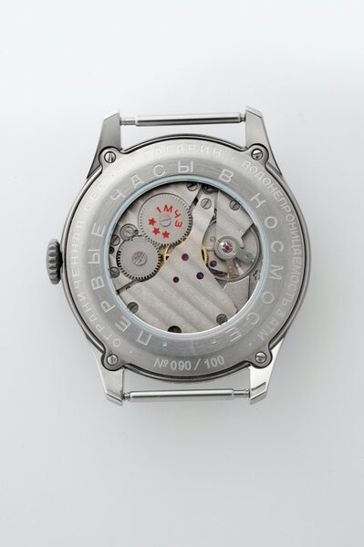 史上初の宇宙時計〈STURMANSKIE「シュトゥルマンスキー」〉