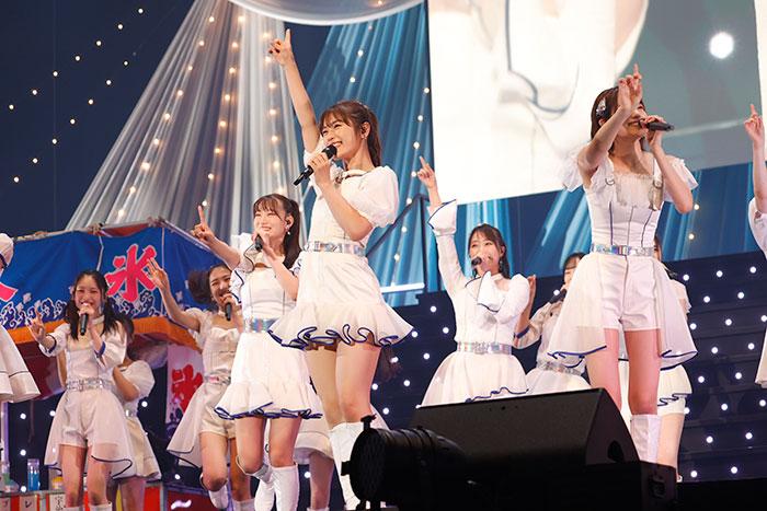 【ライブレポート】NMB48、大阪城ホールにて「NMB48 LIVE 2021 in 初夏 ~はつなつ!ハツラツ!~」開催!