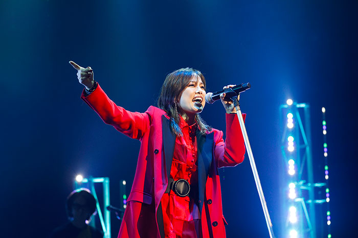 相川七瀬、全国ツアー終了!25周年イヤーを総括する中野サンプラザ公演決定!
