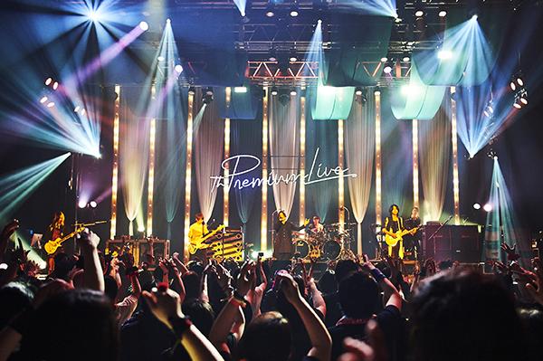 GLAYの日にスペシャルなコラボライブ「GLAY×THE PREMIUM MALT'S The Premium Live」開催!