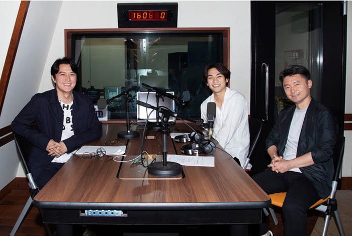 福山雅治が主題歌の『映画 太陽の子』脚本・監督 黒崎博、主演 柳楽優弥がラジオに登場!