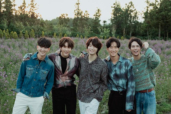 SUPERNOVA(超新星)、9th ALBUM『CLOUD NINE』発売決定