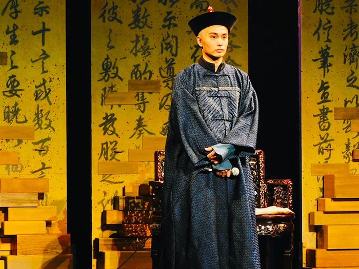 中村蒼、幕を閉じた舞台『君子無朋』に感謝「佐々木蔵之介さんと是非ご一緒したいという 気持ちのみで参加を決めました」