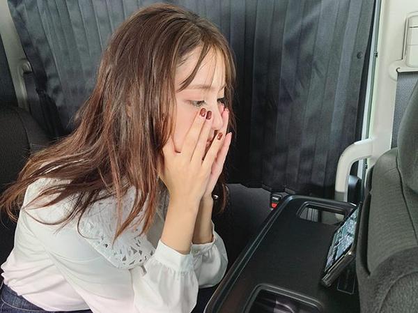 石川恋、甲子園に熱狂『いつもの石川』の姿公開