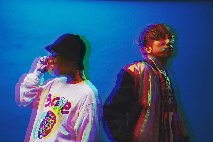 BACK-ON、2カ月連続配信となる新曲「WAVES」をリリース