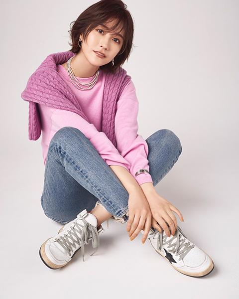 櫻坂46・土生瑞穂が『CLASSY.』10月号からレギュラーモデルに決定
