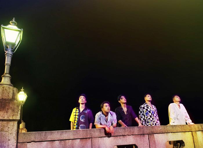 DOBERMAN INFINITY、新曲「夏化粧」MVに石川恋が出演