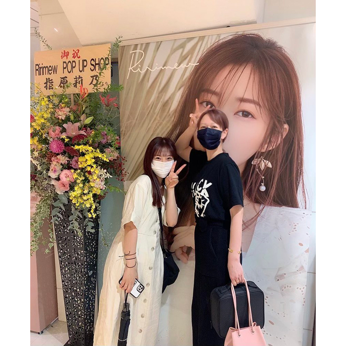 指原梨乃、HKT48村重杏奈のツイッターに返答!「まじでクソ後輩で笑ったありがとう」