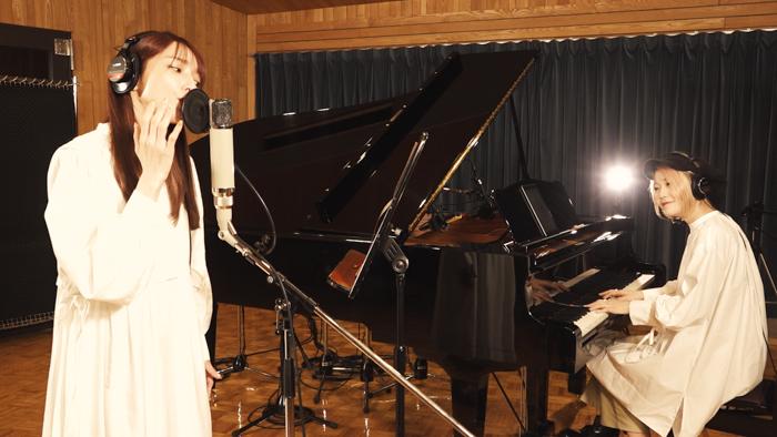 後藤真希、ハラミちゃんとコラボで『ひまわりの約束』を熱唱