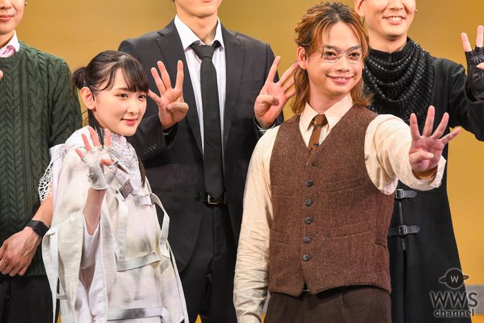 生駒里奈、見所は「ライダーキック」!「-4D-imetor」東京公演が初日を迎える