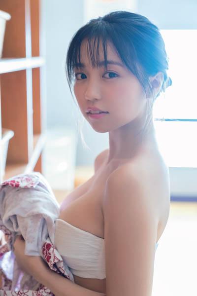 大原優乃と山田南実が魅せる「圧倒的彼女感」!『旬撮GIRL Vol.9』から誌面カット先行公開