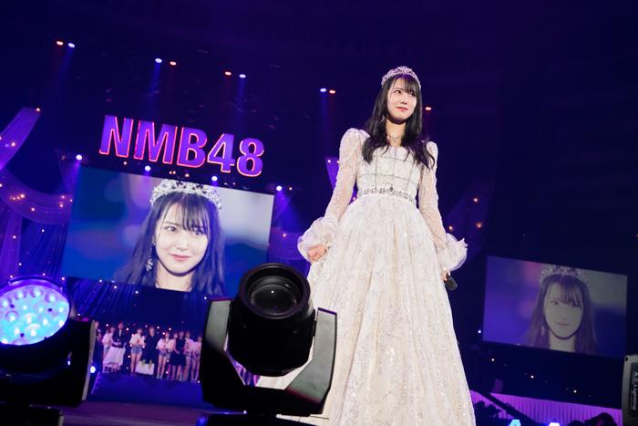 NMB48 白間美瑠の卒コン開催! 山本彩、渡辺美優紀ら1期生が集結