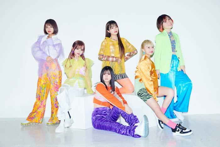 Rocket Punchの日本デビューを記念して、尼神インター・誠子らがダンスカバー