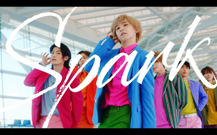 VOYZ BOY、3ヶ月連続リリース第一弾「Spark」MVが公開