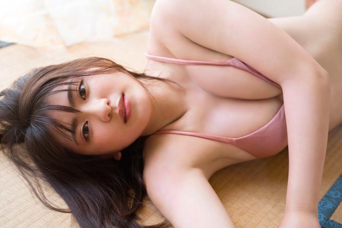 山田南実が「FRIDAY」に登場! あふれ出す『最強カノジョ感』