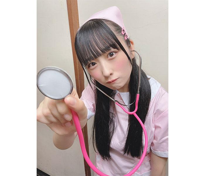 FES☆TIVE 八木ひなたがナース服で診察「ドキドキが止まりません」