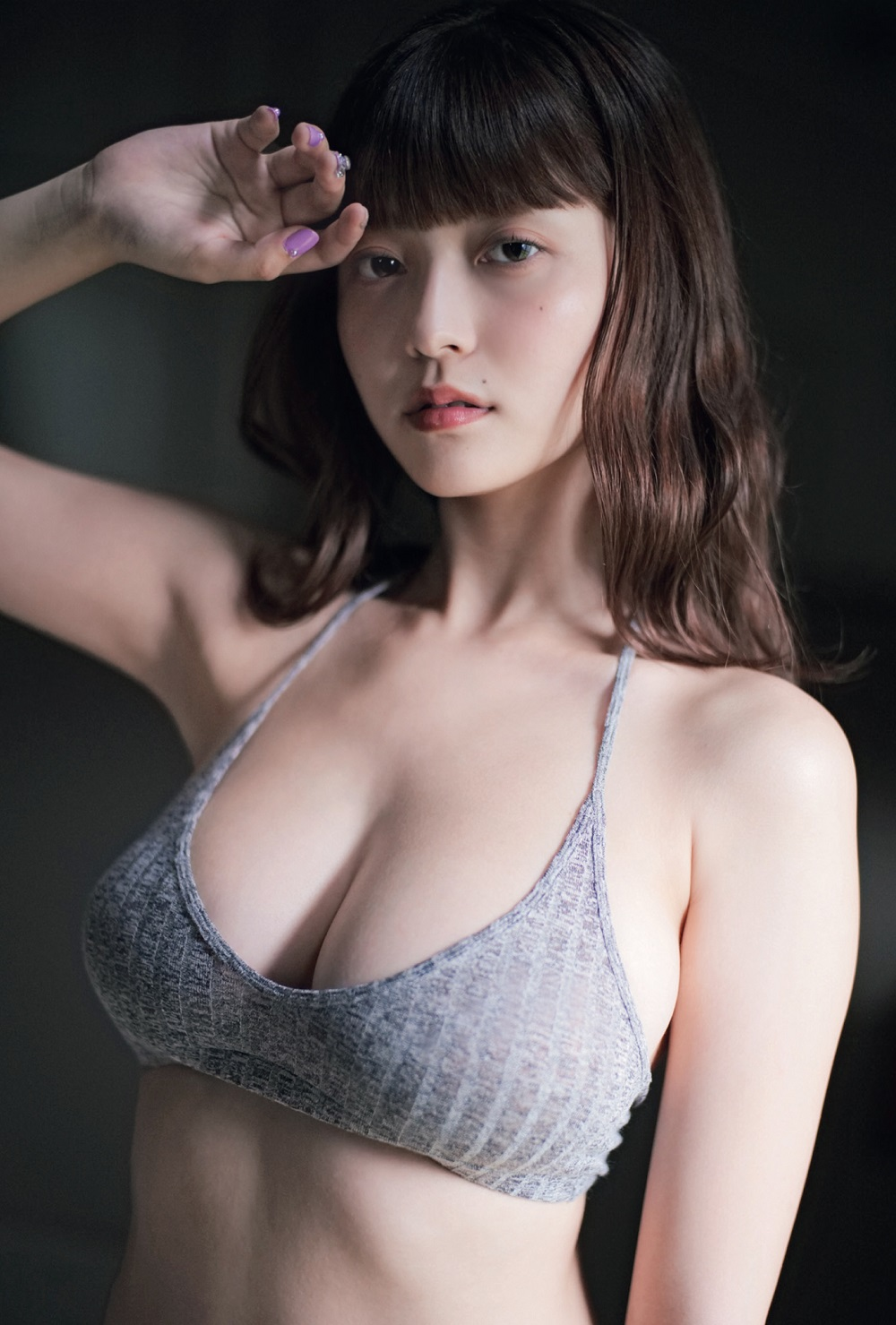 櫻井音乃、ふんわり美バスとで魅せる圧倒的ポテンシャルに悩殺