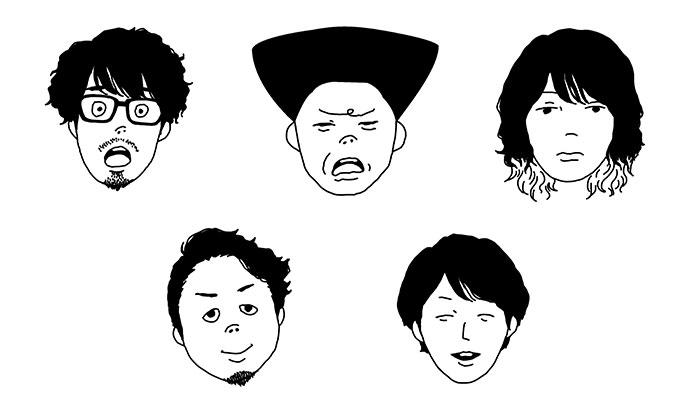 キュウソネコカミ、2年ぶりの対バンツアー、全ゲスト解禁!