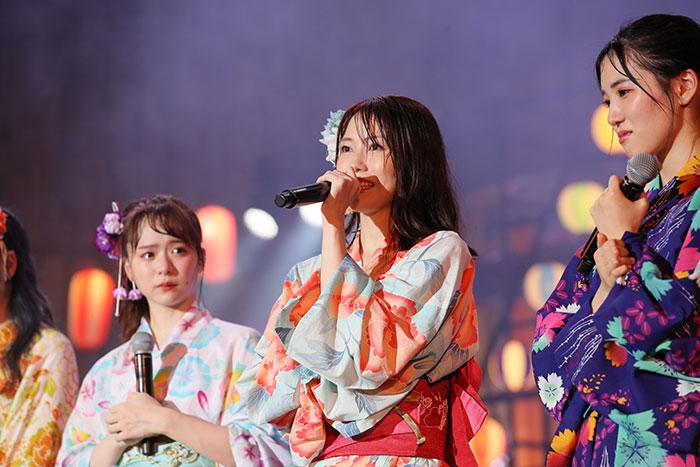 AKB48、13年ぶりの日比谷野音で2代目総監督・横山由依が電撃卒業発表!!新曲「根も葉もRumor」のコンサート初披露も!
