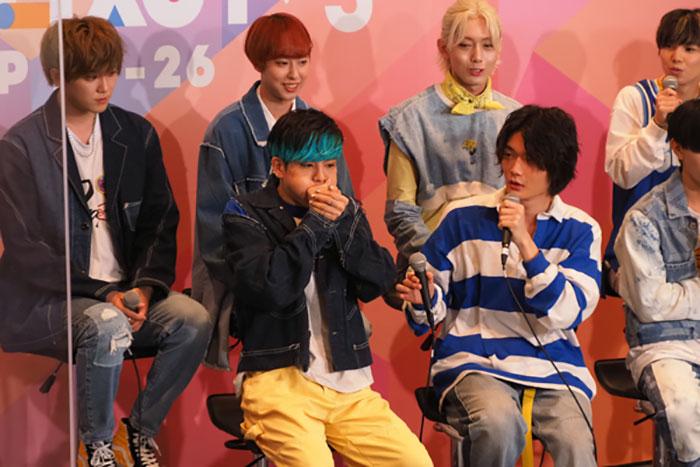 【写真特集】円神、「KCON STUDIO LIVE from JAPAN」でトークイベント開催!