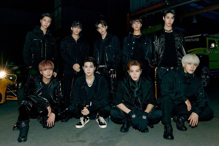 NCT 127、米ビルボード自身過去最高位!オリコン週間アルバムランキング1位獲得