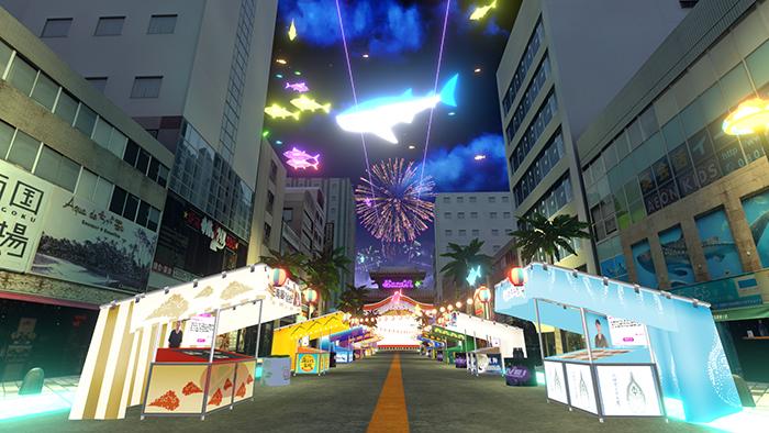 沖縄県最大級のエイサー祭り、全国ご当地VTuberの出演メンバー決定