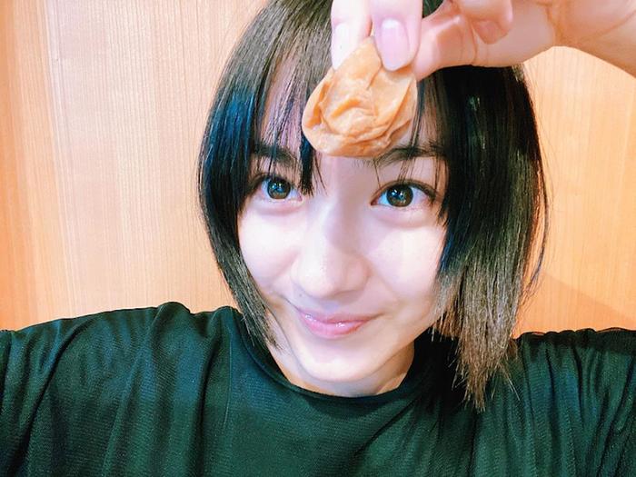 平祐奈、手作り梅干しお披露目「ちゃんと美味しく出来てました」