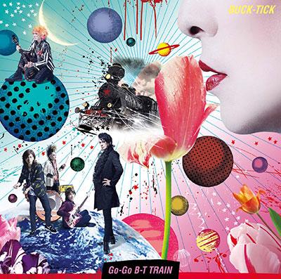 BUCK-TICK、ニューシングル「Go-Go B-T TRAIN」トレーラー映像を公開!