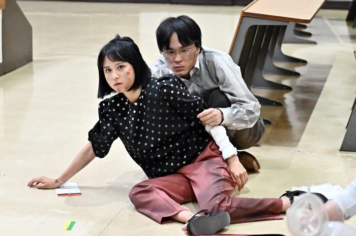 大幡しえりが日曜劇場「TOKYO MER~走る緊急救命室~」にゲスト出演 テロに巻き込まれた女子大生役を好演
