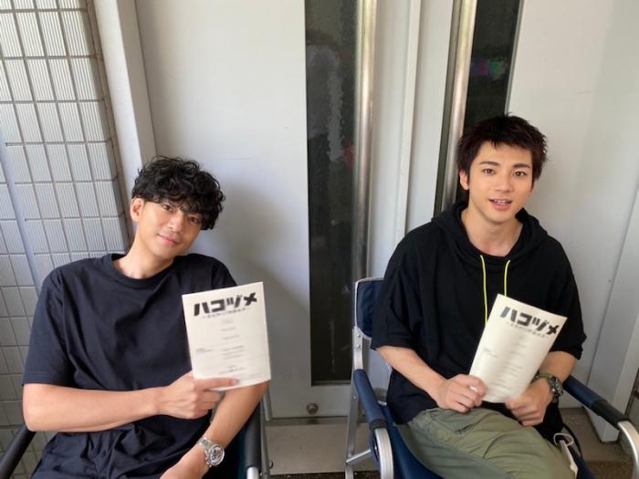 『ハコヅメ』三浦翔平・山田裕貴のほっこり2ショットに「このペアの絡みも最高でした」「素晴らしいキャスティング」の声